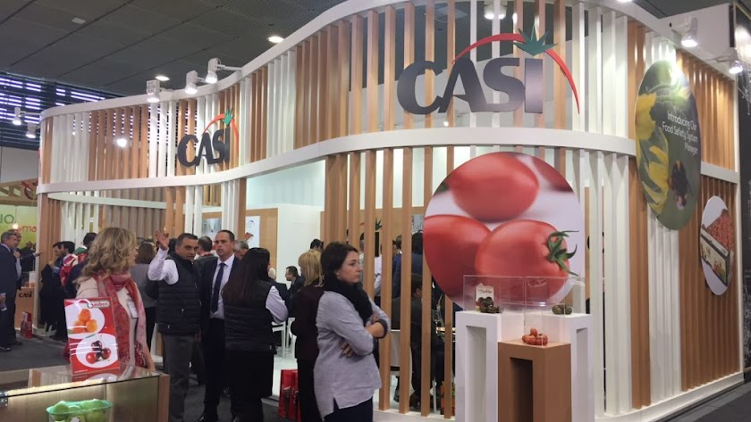 la empresa almeriense participará en el Fruit Logística.
