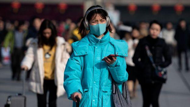Есть опасения, что эпидемия может распространиться на китайский новый год
