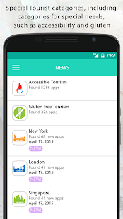 AppsMapper - Travel Apps- screenshot thumbnail