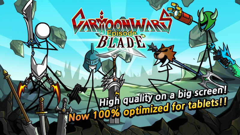 Скриншот Cartoon Wars: Blade