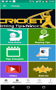 Cricket Betting Tips - Apps on Google Play