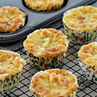 Potato Bacon Muffins Recipes