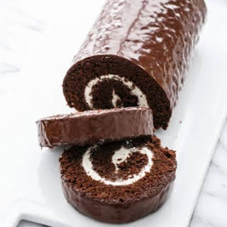 Giant Swiss Cake Roll.