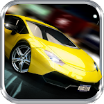 Extreme 3D Car Racing Icon