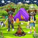 Crazy Summer Camp Adventure icon