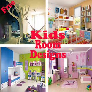 kids room designs - android apps on google play