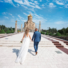 Wedding photographer Andrey Tatarashvili (LuckyAndria). Photo of 19.09.2018