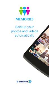 Asurion Memories - náhled