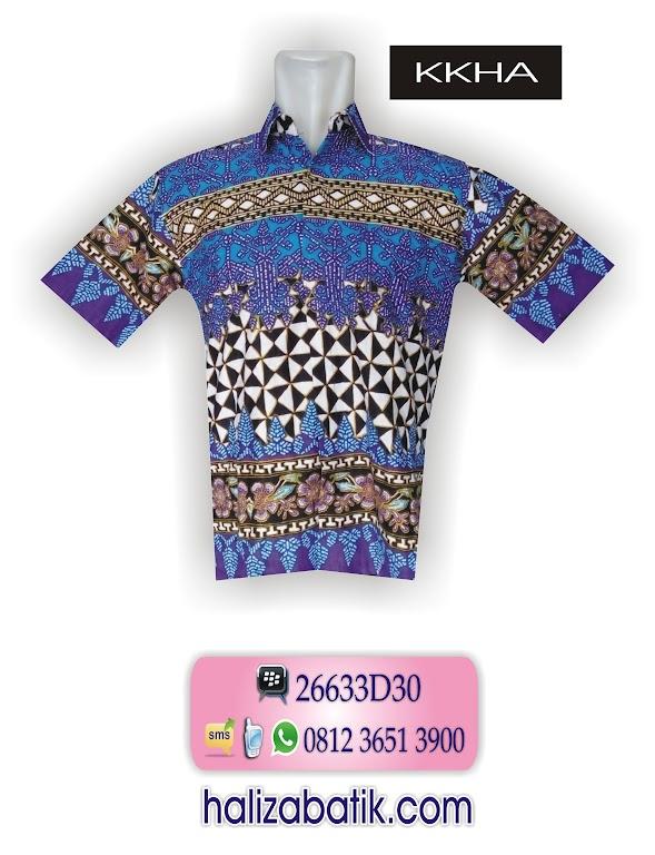 busana batik modern, contoh batik, baju kerja batik