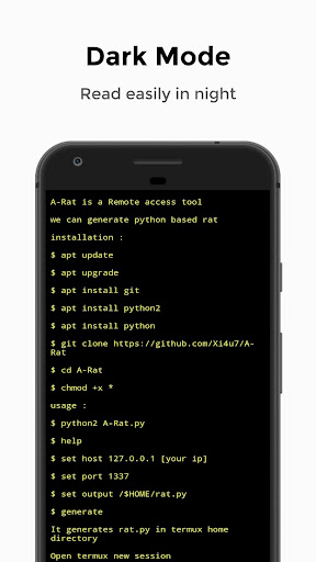 Download Termux Tutorials on PC & Mac with AppKiwi APK
