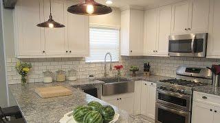 Picture-Perfect Kitchen Redo
