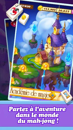 Code Triche Mahjong: Magic Islands APK MOD (Astuce) screenshots 1