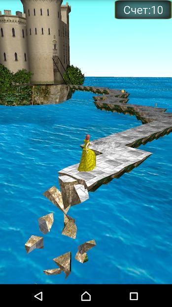 Princess Run to Temple screenshot 3