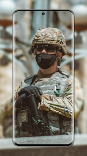 Download Army Wallpaper: hd background For PC Windows and Mac apk screenshot 3