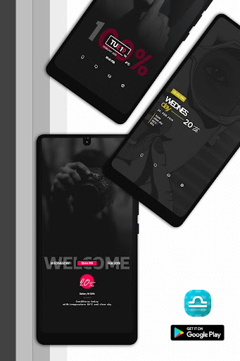 Screenshot for LIBRA FOR KWGT in United States Play Store