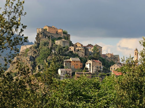 Photo La citadelle de Corte