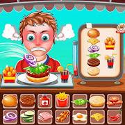 Burger Maker Fast Food Cooking