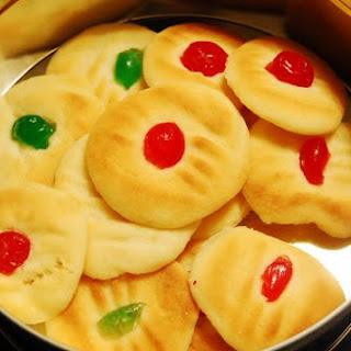 Really Easy Shortbread Cookies