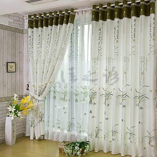 Living room curtain design android apps on google play - Latest interior curtain design ...