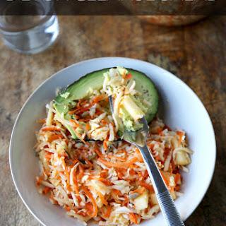 Detox Cleanse Salad.