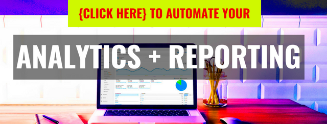 Click here to automate your analytics