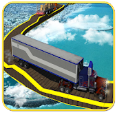 Impossible Truck tracks Drive: Mega Stunts