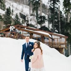 Wedding photographer Alina Nechaeva (nechaeva). Photo of 19.03.2018