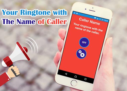 Ringtone Caller Name Announcer