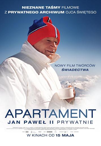 Polski plakat filmu 'Apartament'