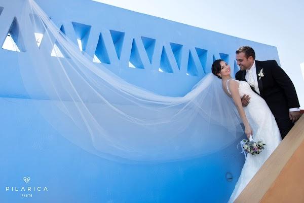 Fotógrafo de bodas Pilarica Romo (pilaricaphoto). Foto del 05.01.2016