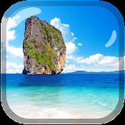 Beautiful Tailand Sand 4K LWP