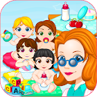 Super Nanny, Babysitting Game icon