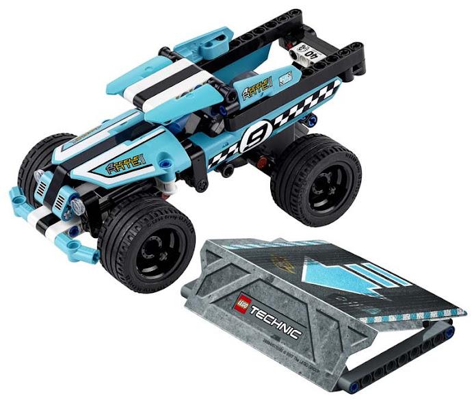 Contenido de Lego® 42059 Camión Acrobático