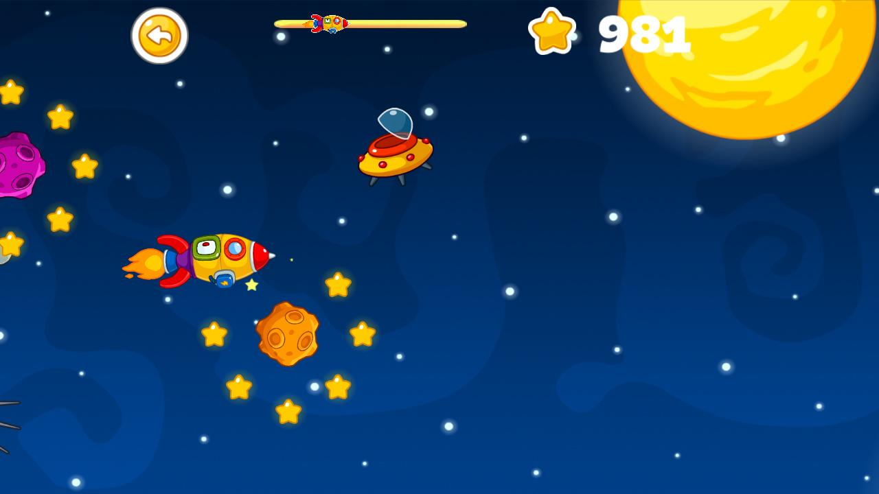 Space Adventures: Flight to the Moon- screenshot