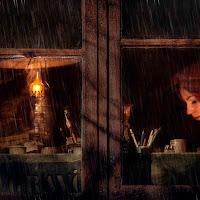 Notte di pioggia di