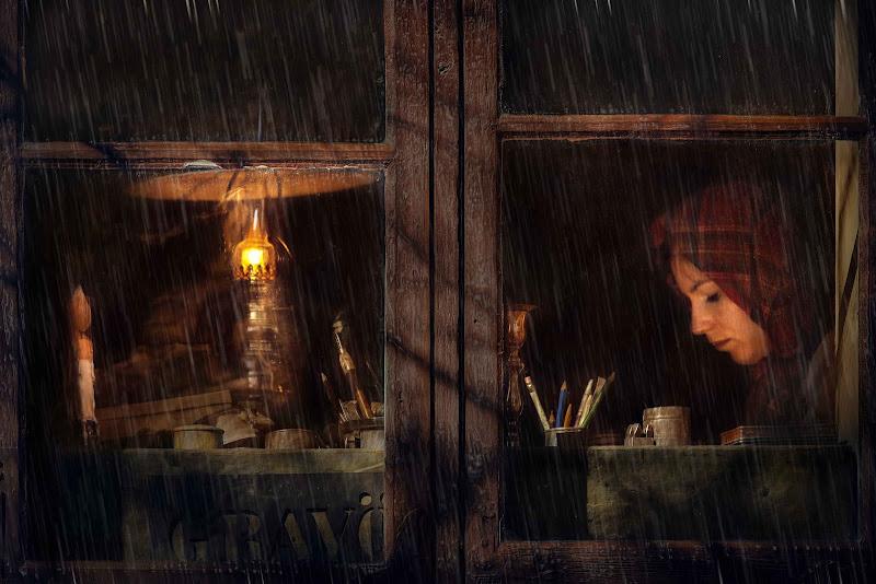 Notte di pioggia di Roberto Pazzi Photography