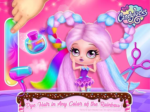 Candylocks Hair Salon - Style Cotton Candy Hair  Wallpaper 12