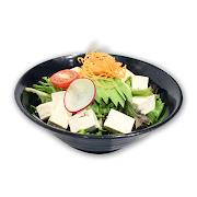 18. Tofu Avocado Salad