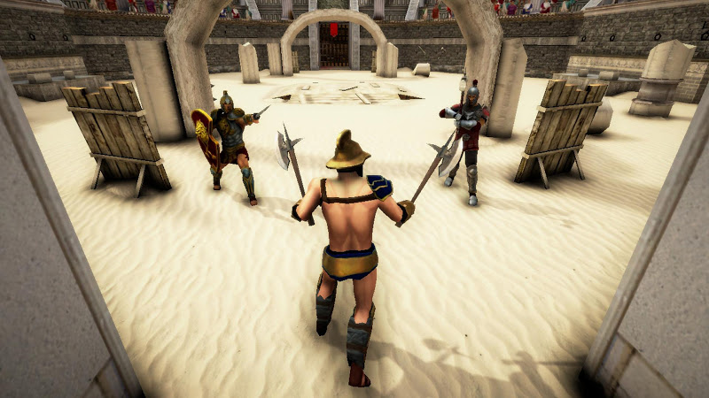 Gladiator Glory Screenshot 0