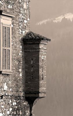 Uno sguardo ...dall'Antica Torretta di Anto