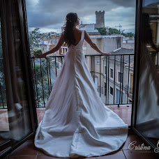 Wedding photographer Cristina Grau (cristinagrau). Photo of 17.10.2017