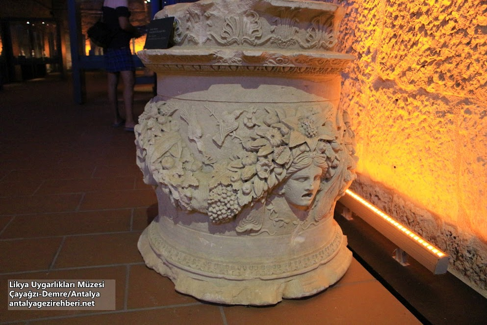 likya uygarlıkları müzesi
