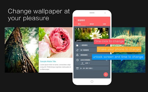 Wallpaper Changer-Smart & Auto v1.0.1