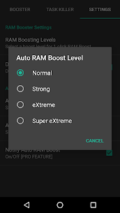 RAM Booster eXtreme Speed Pro APK 5