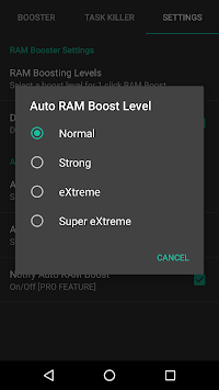 RAM Booster eXtreme Speed Pro