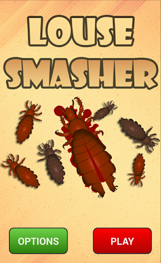 Louse Smasher Hair Lice Attack