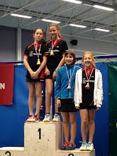Photo: Double Dames Benjamins Or: Margot Tailfer/Camille Knittel Bronze: Mei Li Heldt/Suzanne Hey