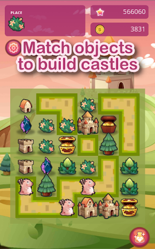 Puzzle Castle Craft