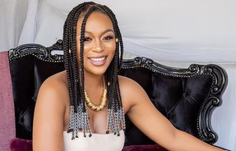 Nomzamo Mbatha's accent in the film has come under scrutiny.