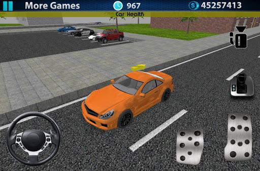 Car Parking 3D: City Driver